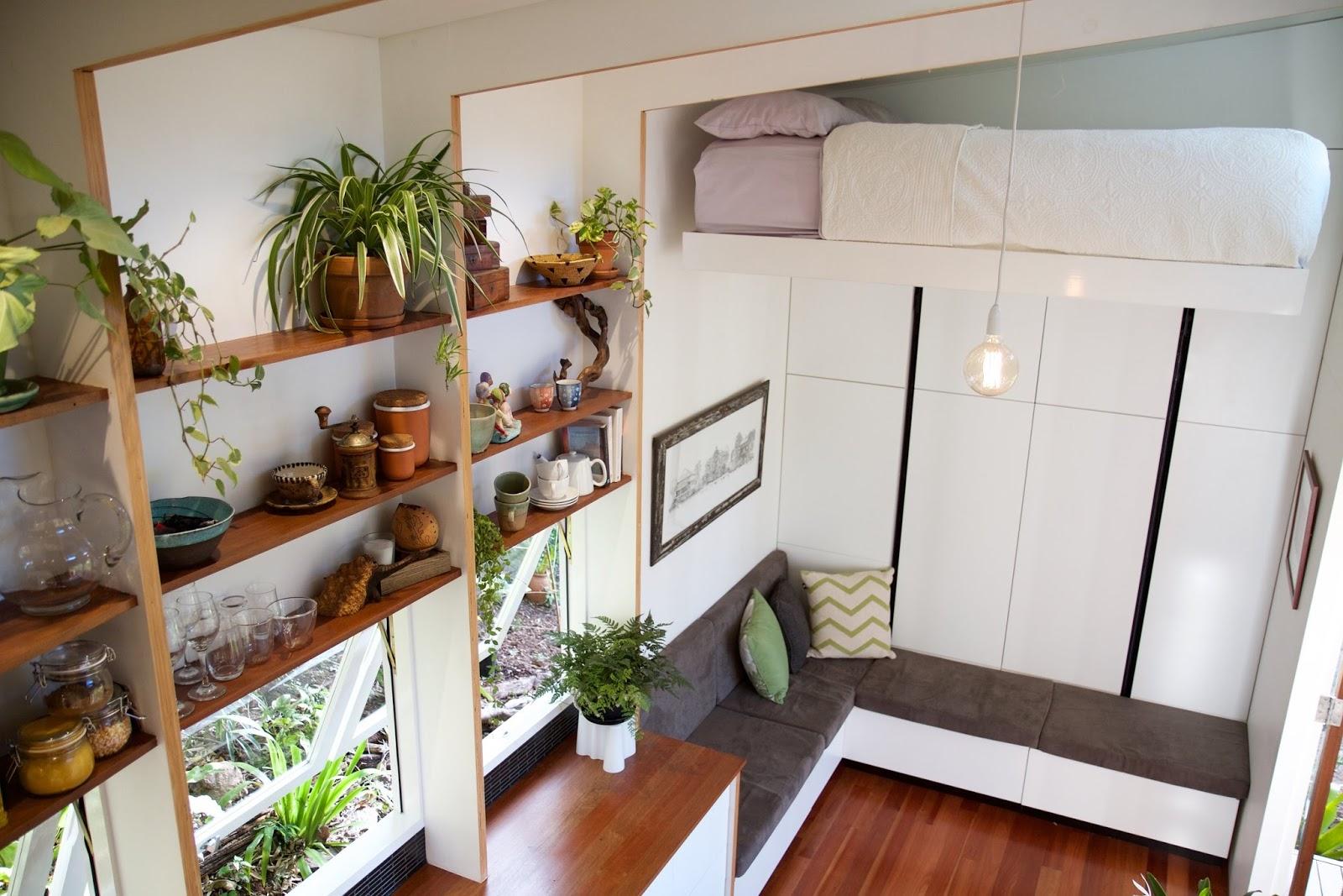 Tiny House Town The Tiny House Company Home