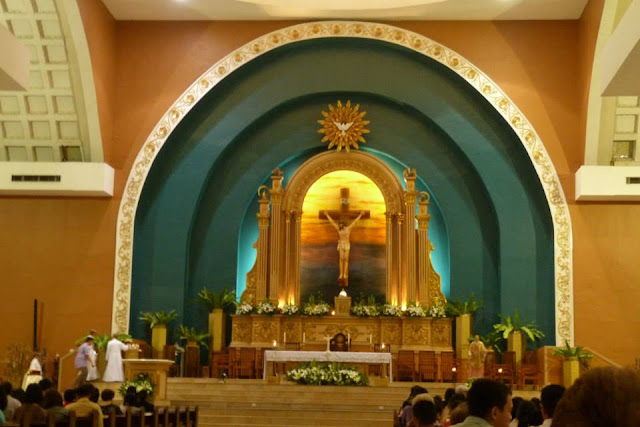 DIOCESAN SHRINE OF SAINT THERESE OF THE CHILD JESUS, Pasay City, Philippines