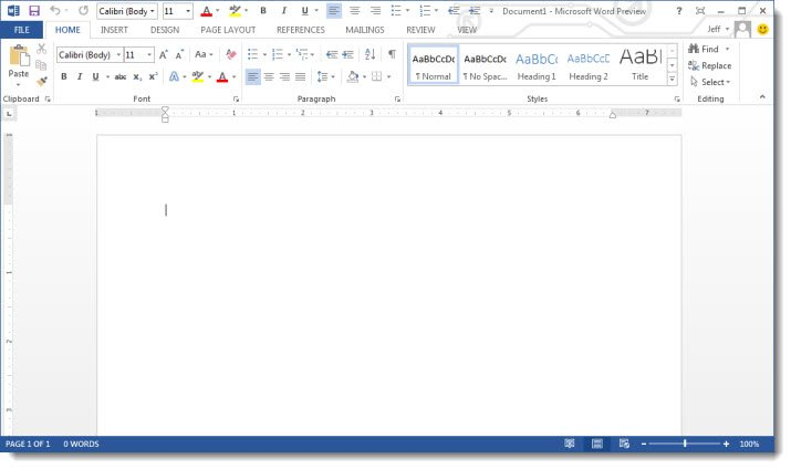 Free Download Word 2013 Software or Application Full ...