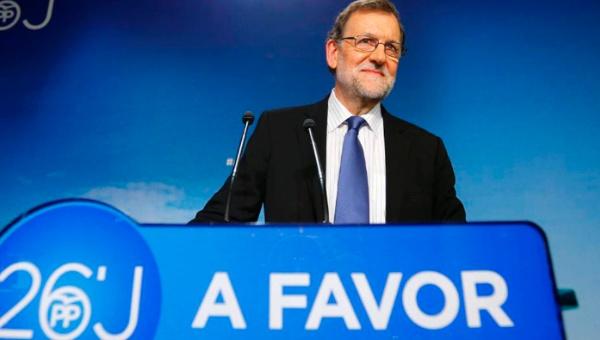 """Rajoy elude hablar del informe Chilcot: """"no lo he leído"""""""