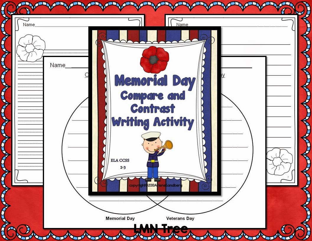 Lmn Tree Memorial Day Free Resources And Activities