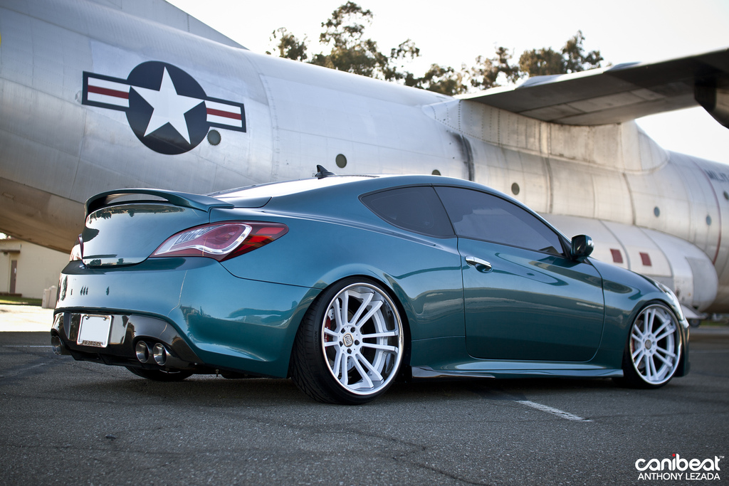 Lowered Budget Genesis Coupe R Spec Autos Gallery