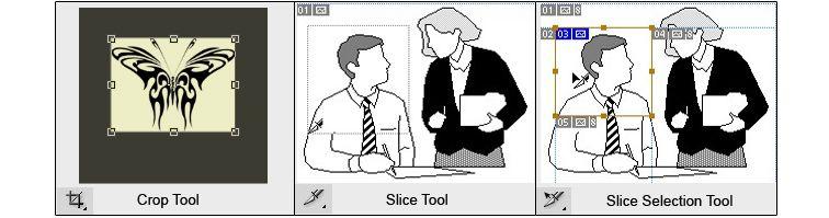 PS- Crop Slice tools-webinhindi.com