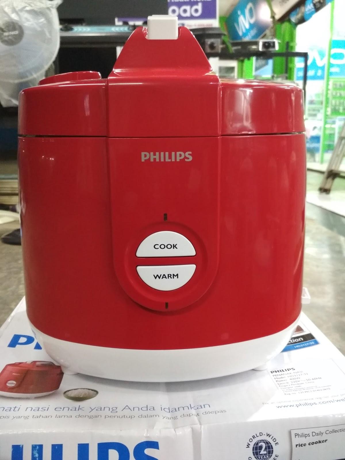 Rice Cooker Philips Hd3127 30 2l 400w Hijau A Big Deal Basic Green Hd3118 Free Sunlight New Daily Collection Img 20170723 130454 Warna Biru 204236