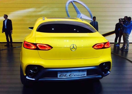 2017 Mercedes Benz Glc Coupe Review Redesign Release Date Auto