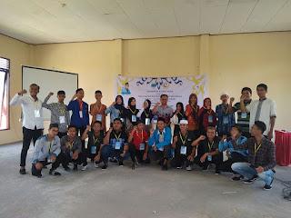 IMG 20171119 WA0025 - PMII Sampit laksanakan Pelatihan Kader Dasar