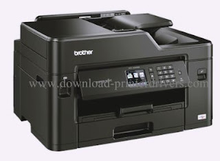 Brother MFC-J5330DW Printer Driver - Free Download