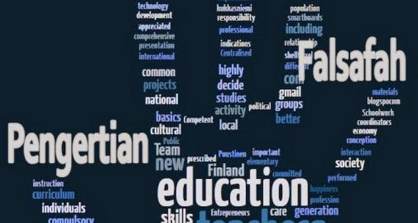 Pengertian dan Falsafah Pendidikan Nasional