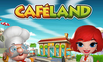 Cafeland World Kitchen Mod Apk Download Unlimited Money