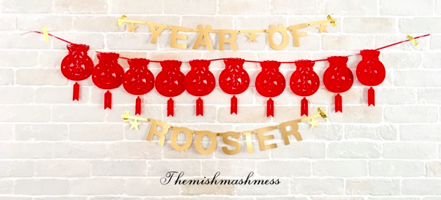 Homelearning: Chinese New Year theme
