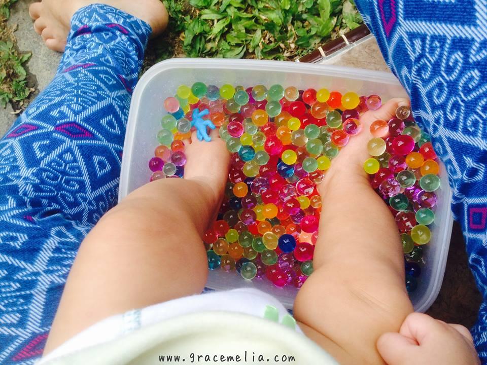 Stimulasi Bayi 3 Bulan Gracemelia Com Parenting Blogger Indonesia