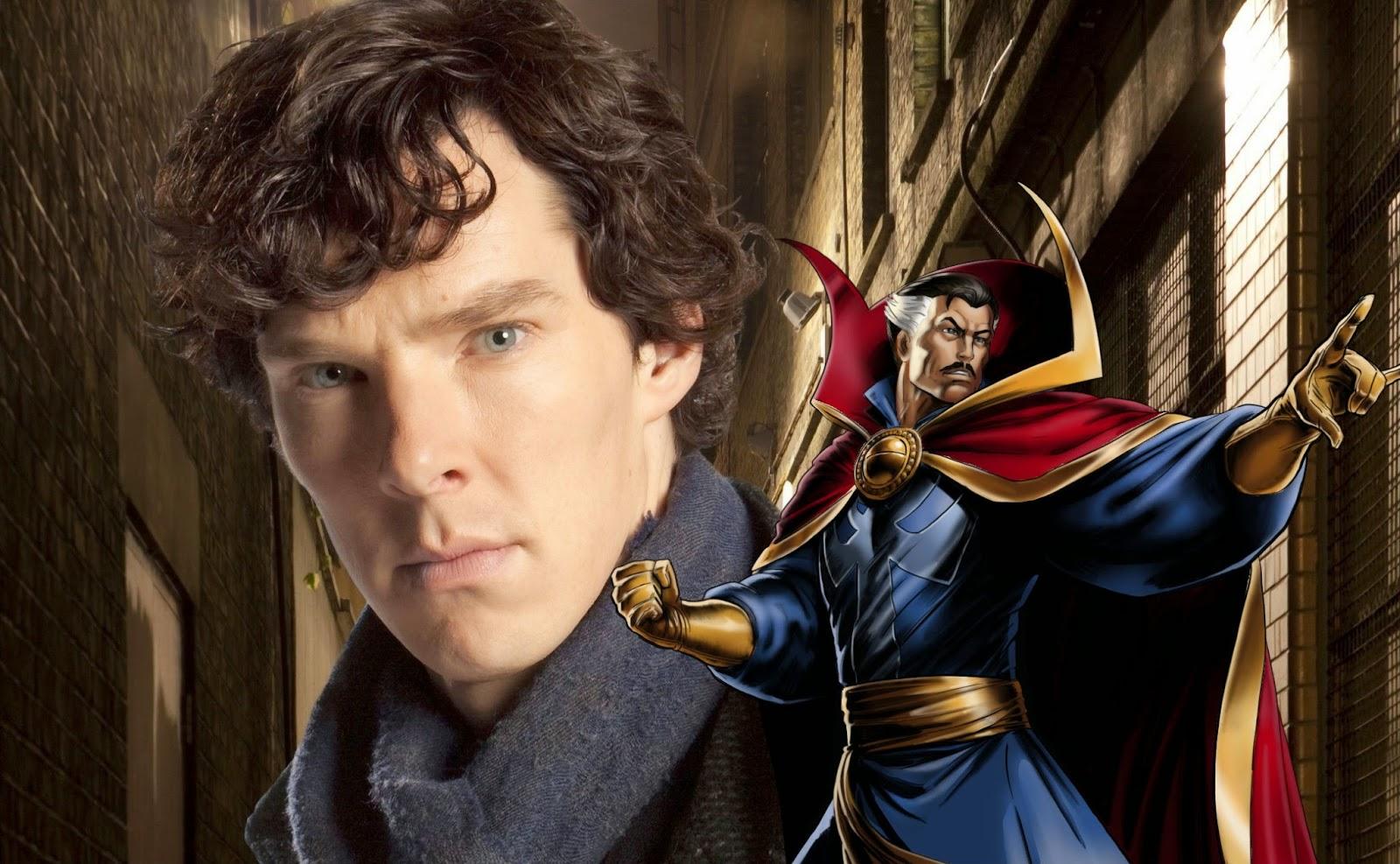 d2a10e5ce66 El cotizado actor quien supo brillar en la TV con Sherlock se suma al  universo más lucrativo de los últimos años.
