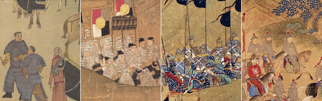 Chinese armoured cavalry