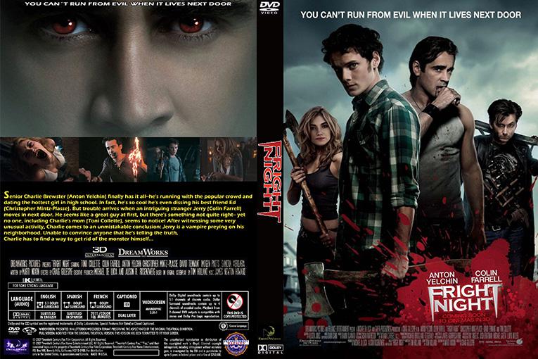 Fright Night (2011) 720p BrRip [Dual Audio] [Hindi+English]
