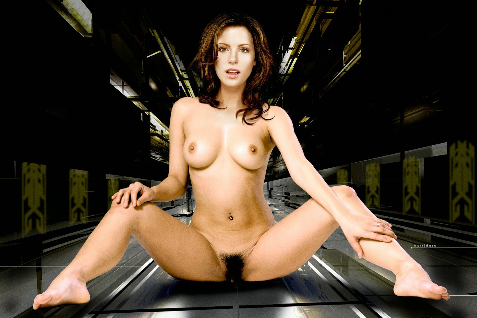 Kate beckinsale hairy pussy — img 11