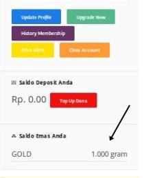 Pengalaman Membeli Emas Secara Online di IndoGold