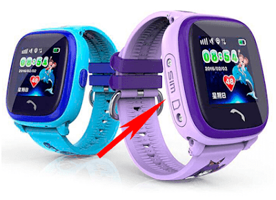 Как настроить Smart baby watch Q300
