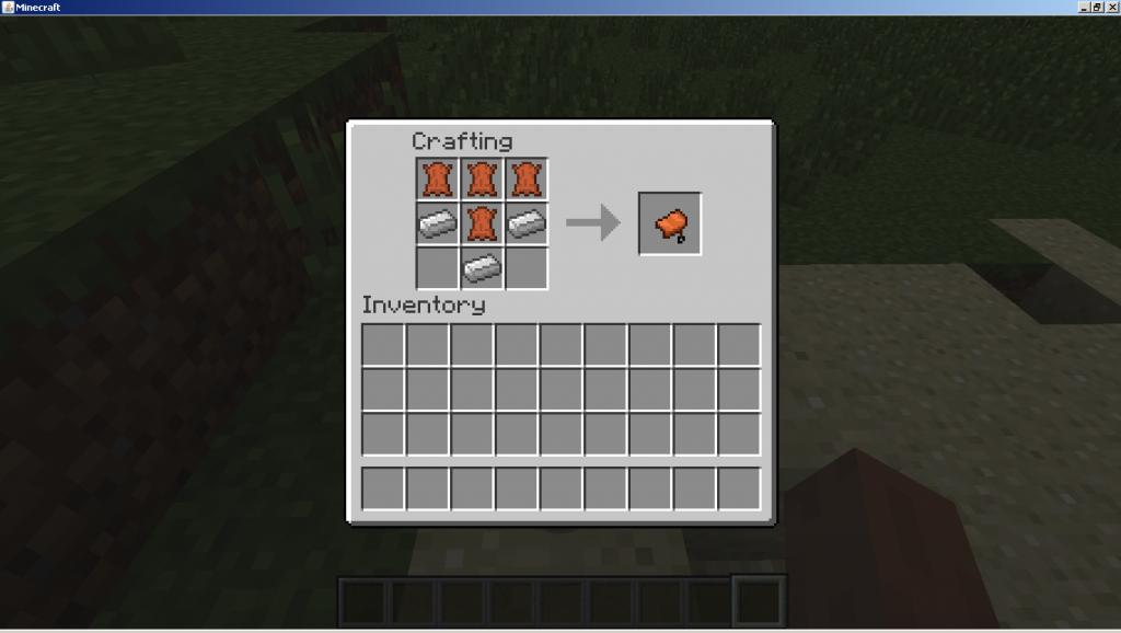 Can You Craft A Saddle In Minecraft