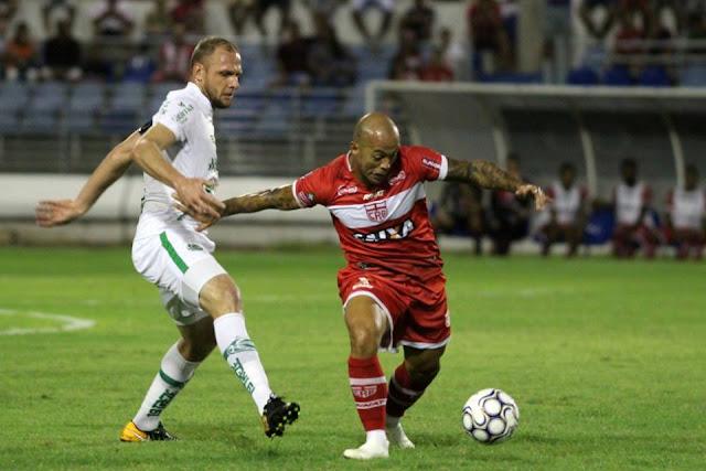 CRB derrota o Juventude em casa e respira na Série B
