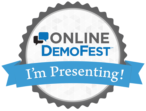 DemoFest Badge