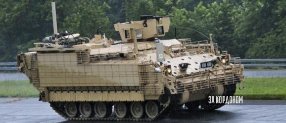 AMPV для заміни бронетранспортерів M113