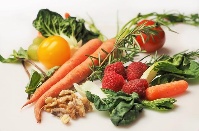 Vitalstoffe in Obst und Gemüse