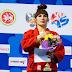 Чемпионка Европы по самбо Нино Одзелашвили