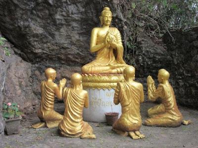 Templo That Phu Si, Luang Prabang, Laos
