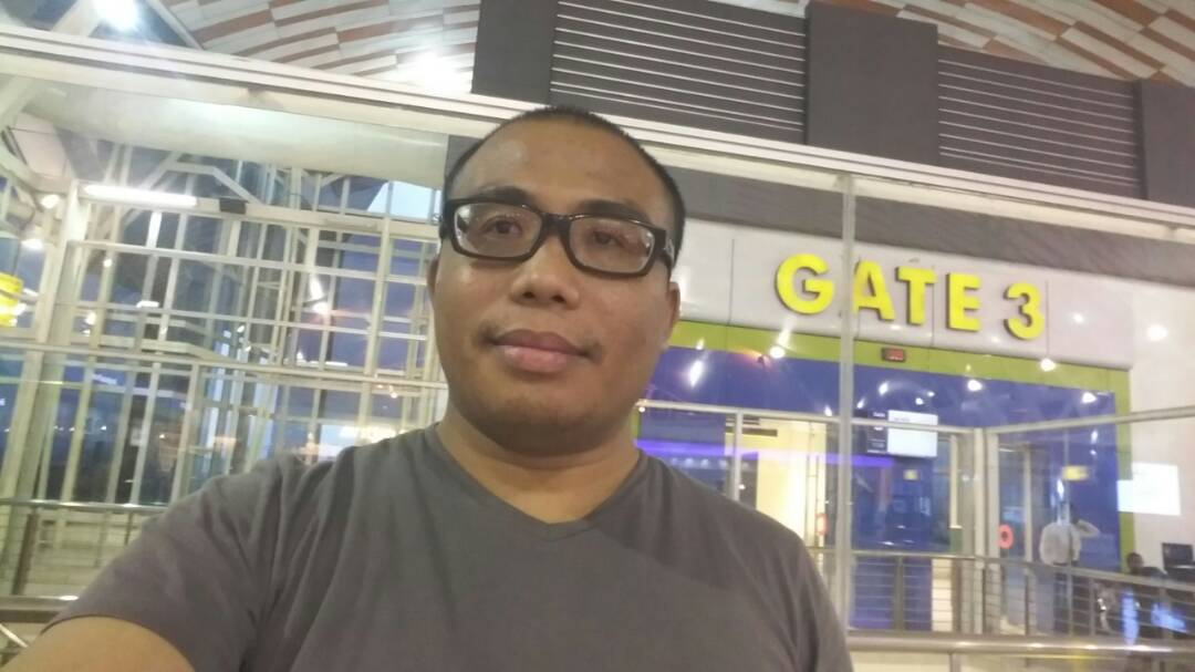 Image result for Ketua Umum Front Nelayan Indonesia Rusdianto Samawa