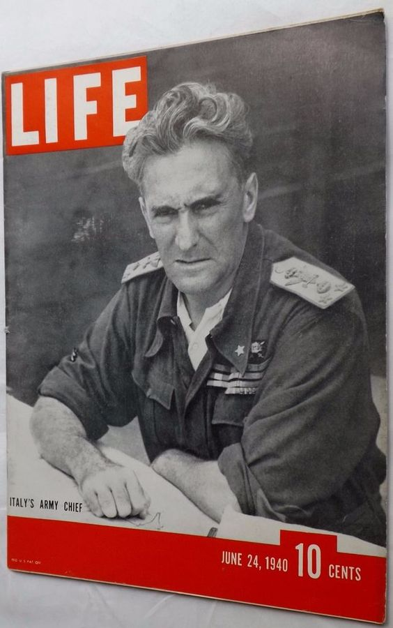 24 June 1940 worldwartwo.filminspector.com Life Magazine