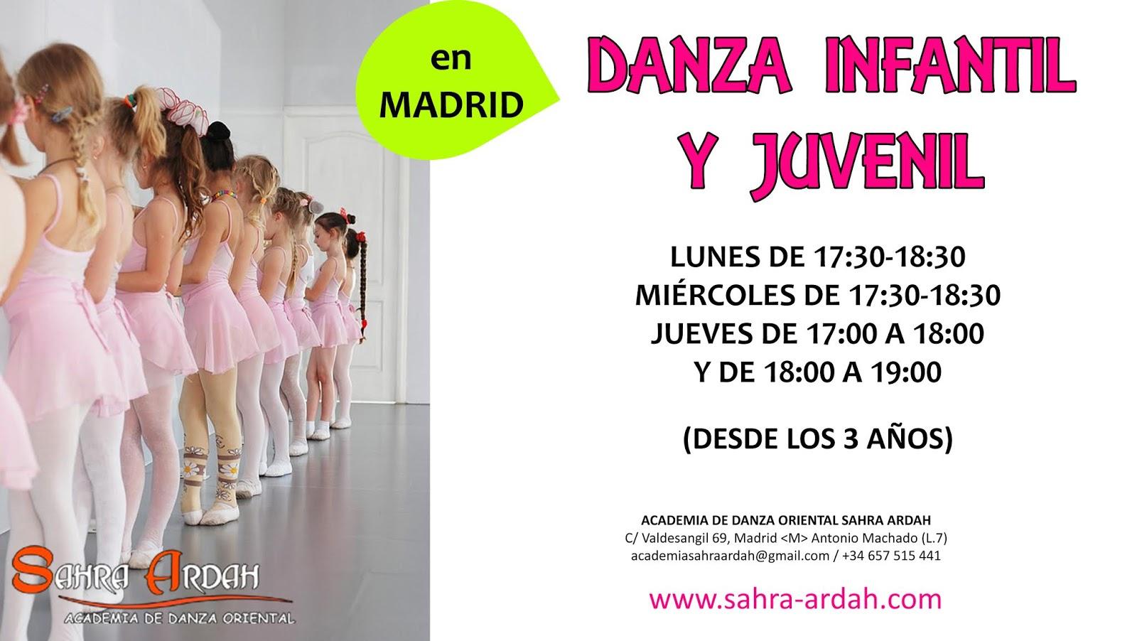 ... te invito a traerla a alguna de nuestras clases en la ACADEMIA DE DANZA  ORIENTAL SAHRA ARDAH e5d00df8d37