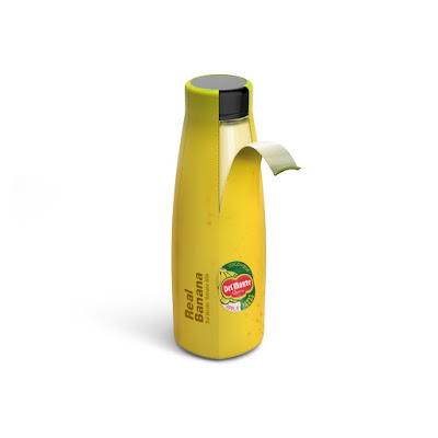 Real Banana Milk Concept On Packaging Of The World Creative Package Design Gallery