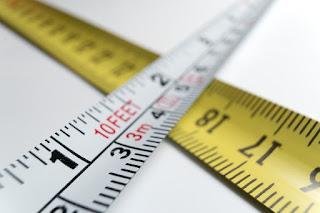 Ukuran Dzira' dalam Sentimeter dan Meter