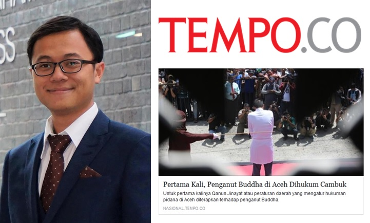 Mahdi Bashroni Rizal bongkar modus Tempo
