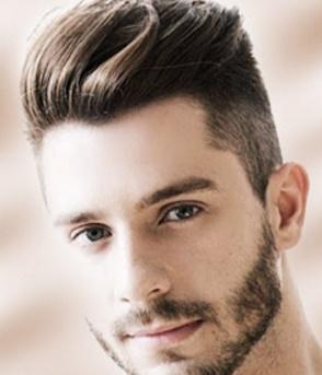 Corte de pelo lacio hombre 2016