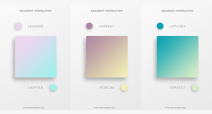 Kode Gradasi Warna di HTML Terbaik