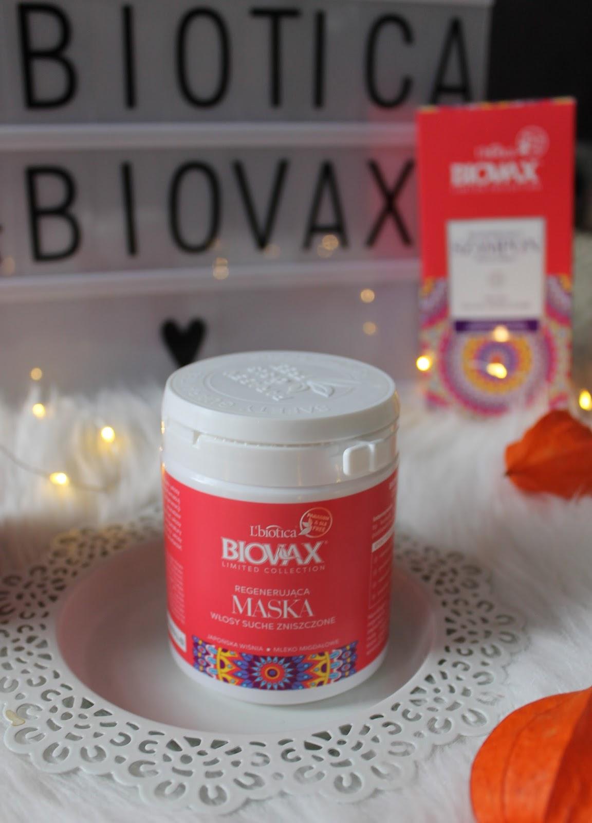 biovax aktualna pielęgnacja włosów