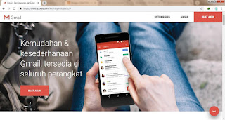 Buat Email Google