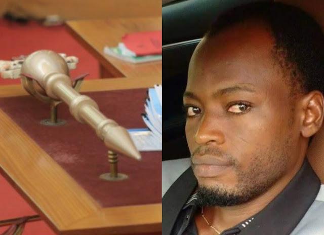 Senate's Mace Theft: Charles Ogbu reacts
