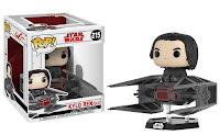 Pop! Deluxe: Star Wars: The Last Jedi - Kylo in TIE Fighter