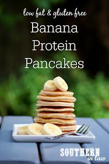 Healthy Banana Protein Pancakes Recipe Gluten Free
