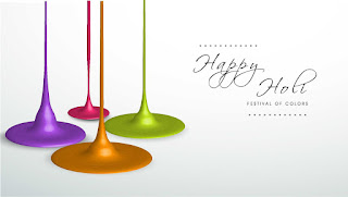 Happy Holi 2017 Colors.