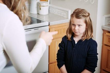 Saat anak menolak perintah orang tua