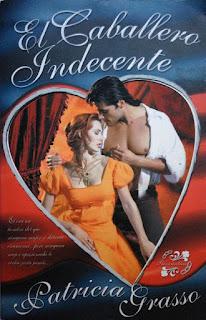El caballero indecente - Patricia Grasso https://dialectura.blogspot.com.es