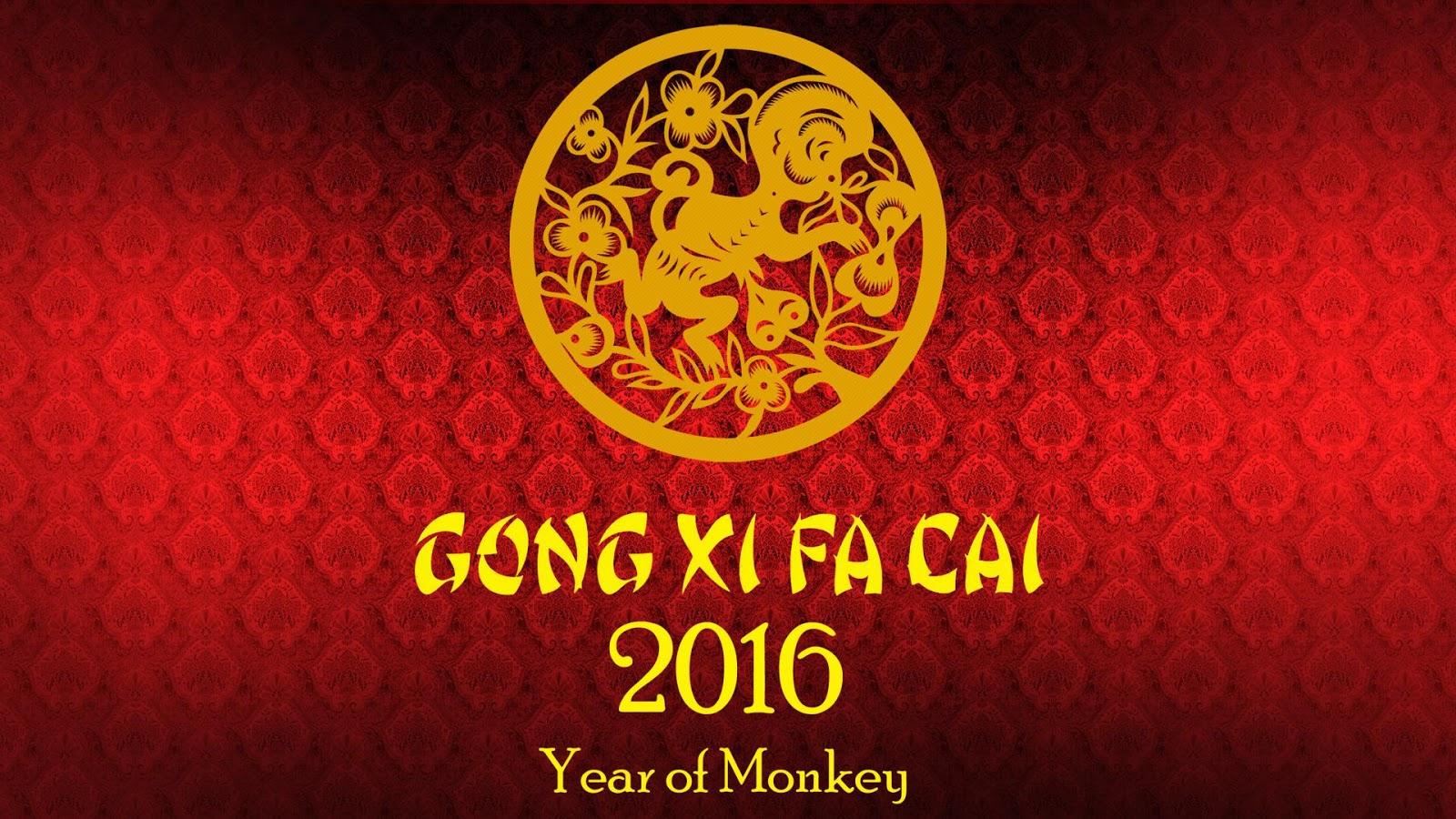Kumpulan Kata Kata Mutiara dan Gambar DP BBM Ucapan Selamat Imlek Gong Xi Fa Cai 2016