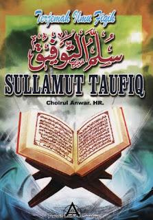 Ebook Terjemahan Kitab Sullamut Taufiq
