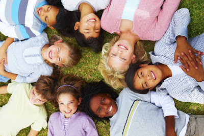 los niños y la educacion ambiental