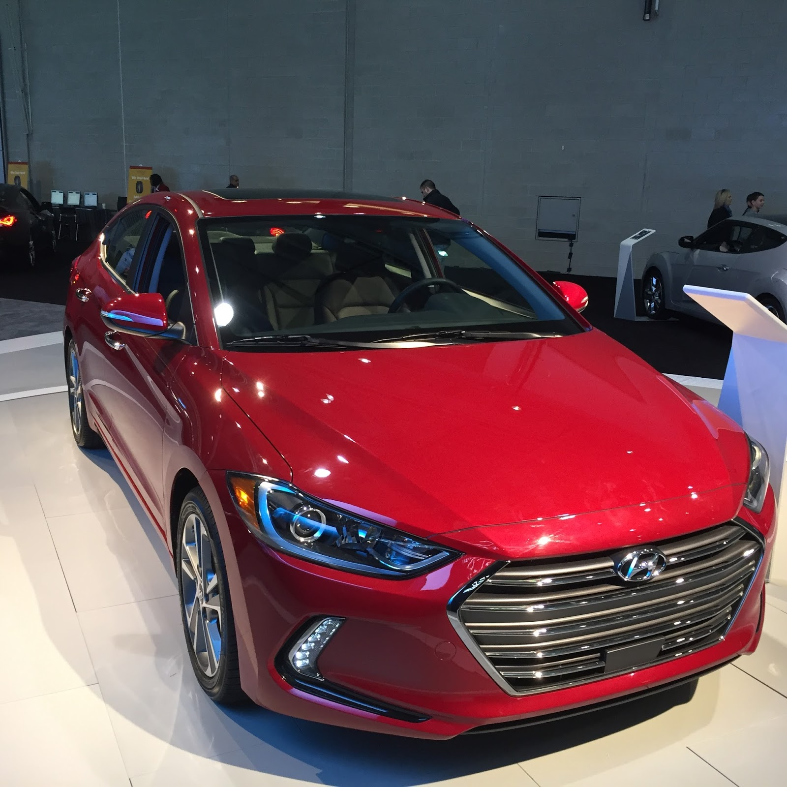 2016 new england international auto show review | car news commentary