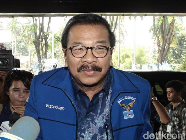 Soekarwo Bilang Dukungan ke Prabowo Belum Final, Ini Respons PD