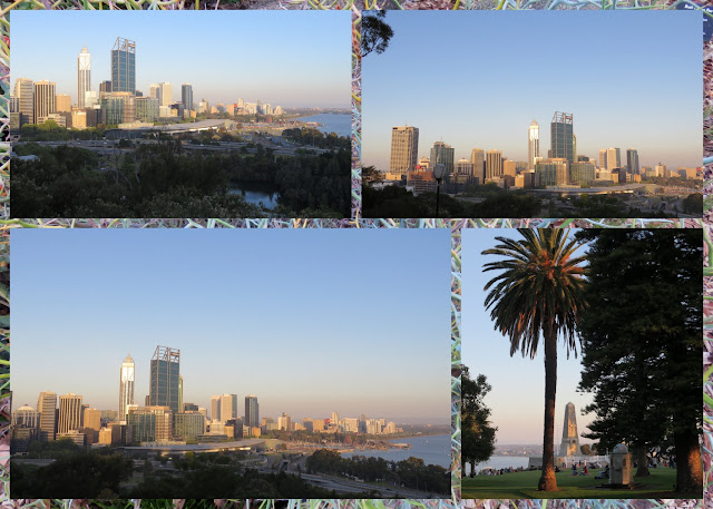 What to see in Perth: Views of the Skyline from Kings Park and the Western Australian Botanic Gardens